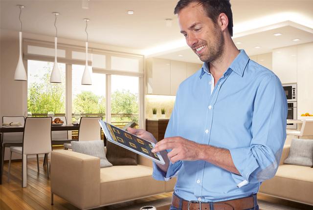 das haus per app im griff mit den diy smart home l sungen von schellenberg alfred. Black Bedroom Furniture Sets. Home Design Ideas
