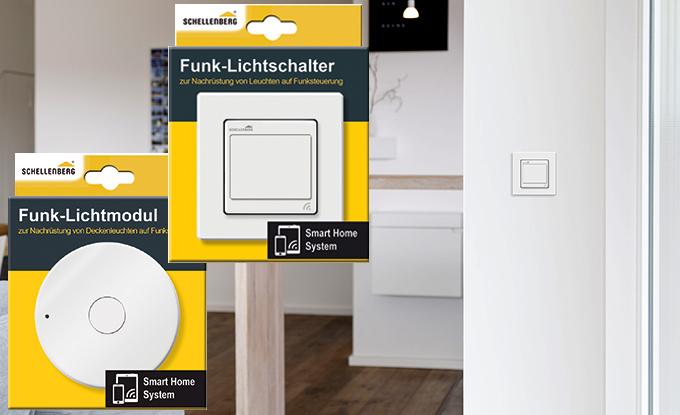 mehr komfort und sicherheit in der dunklen jahreszeit licht per app und fernbedienung steuern. Black Bedroom Furniture Sets. Home Design Ideas
